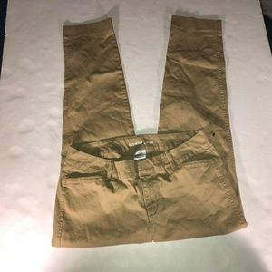 OLD NAVY Pixie Cropped Pants Size 6 Womens